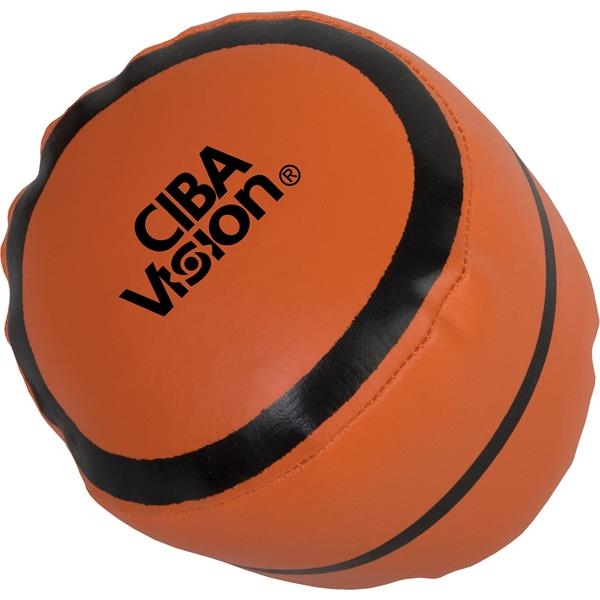 Basketball pillow ball.