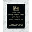 Promotional Plaques-Wood 12