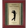 Promotional Plaques-Golf 204