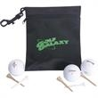 Promotional Golf Ditty Bags-GP