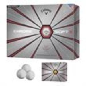 Promotional Golf Balls-CHROMESOFTX-FD