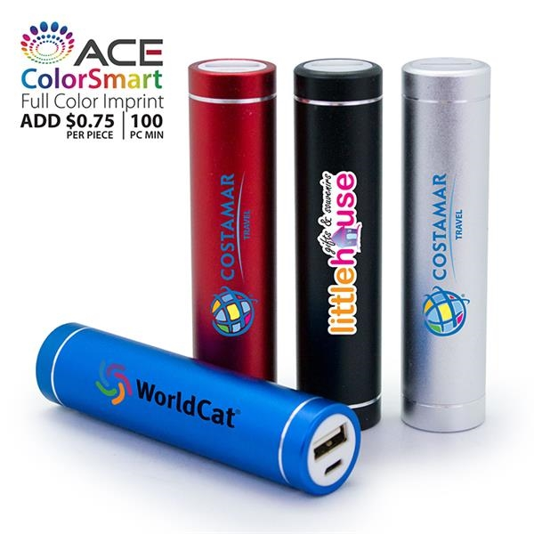 Portable Cylinder USB Power