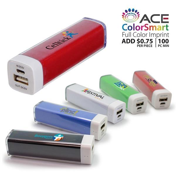 Portable USB Power Bank.