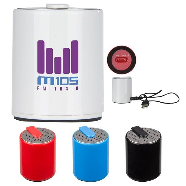 Rechargeable bluetooth speaker. 3.0
