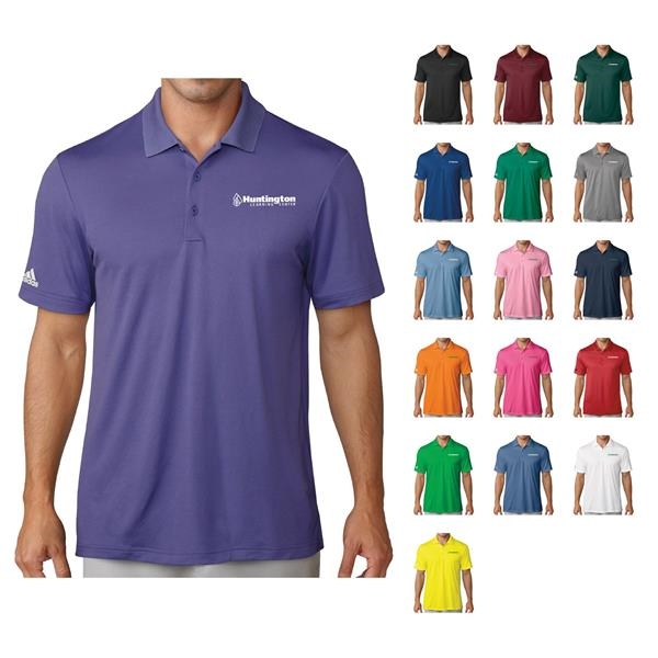 Adidas® Performance polo shirt.