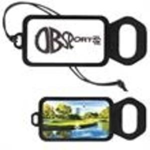 Promotional Golf Bag Tags-QTBOBG-FD
