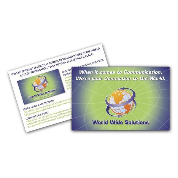 Inform and reward -