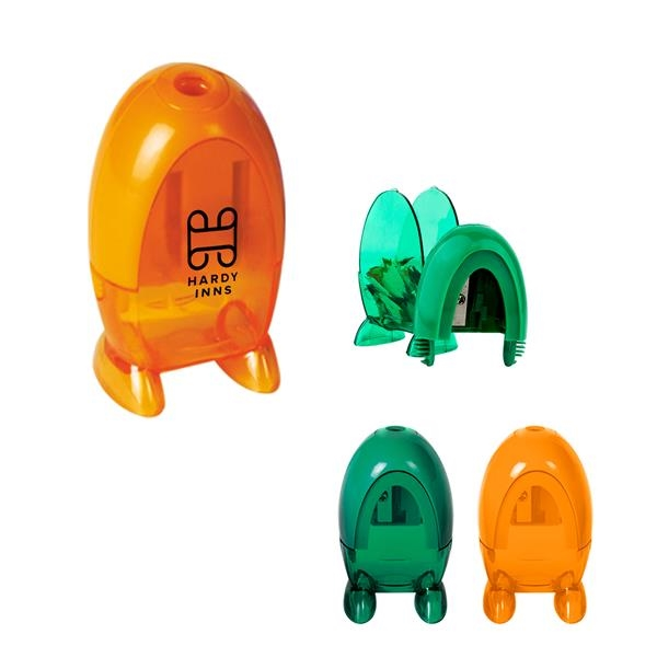 Pencil Sharpener with Feet