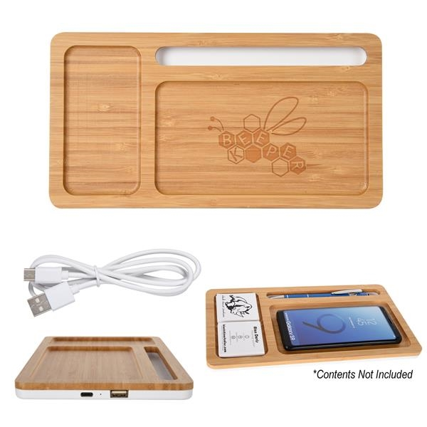 Charging pad for Qi