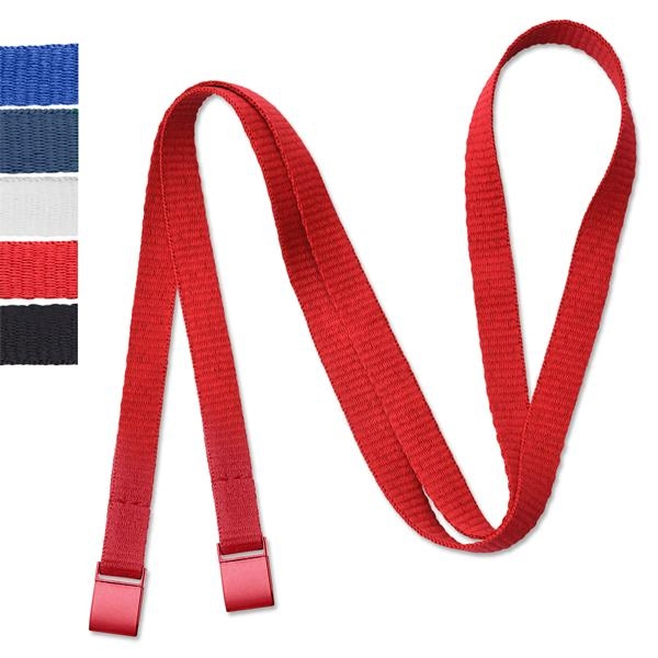 Open-ended event style lanyards