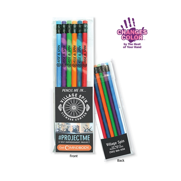 Create-A-Pack Pencil Set of