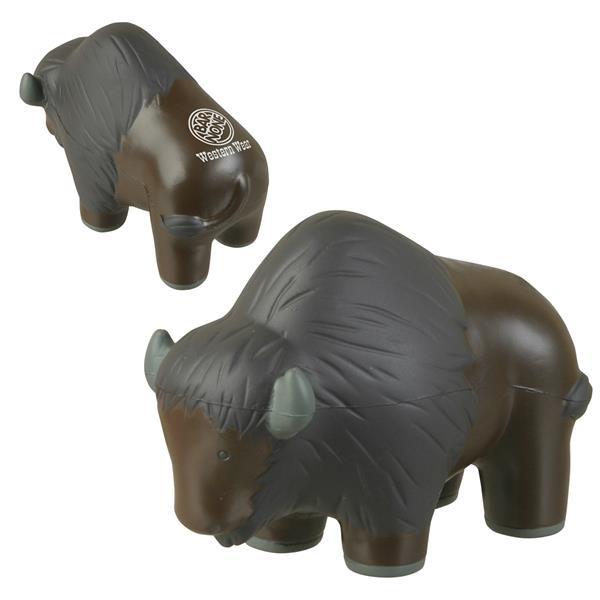 Buffalo shape stress reliever.