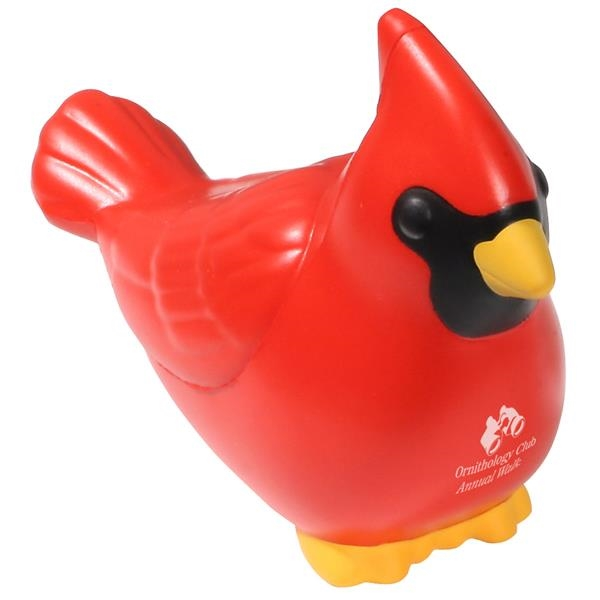 Cardinal shape stress reliever.