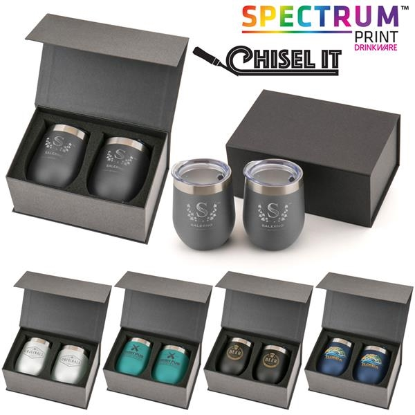 Three-piece wine gift set