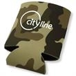 Promotional Collapsible Can Coolers-PCHCAMO
