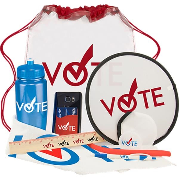 Campaign kit with a