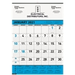 Promotional Contractor Calendars-MW20A