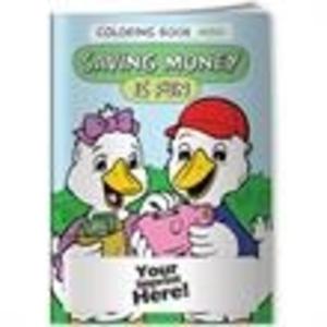 Promotional Coloring Books-CBM3001