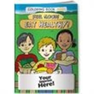 Promotional Coloring Books-CBM3002