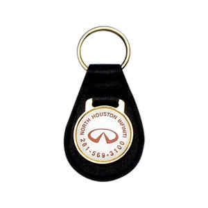 Promotional Leather Key Tags-MS-5