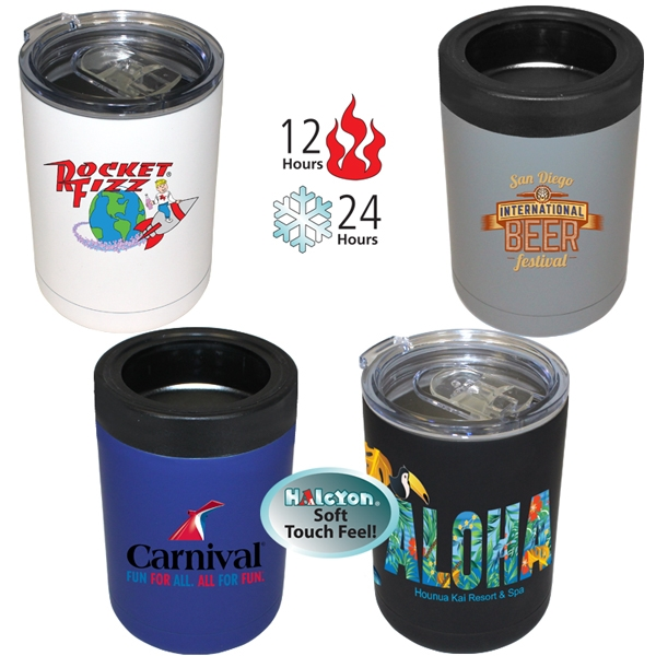 12 oz. Halcyon® Tumbler/Can