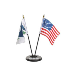 Promotional Desk Flags-DS-268