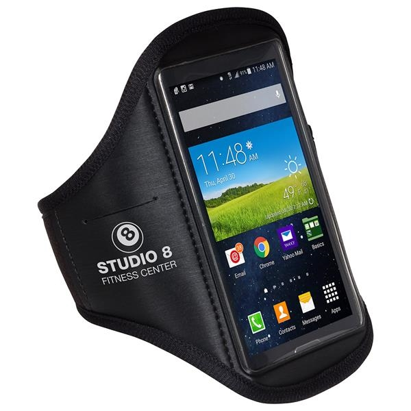 Neoprene Armband Phone Holder