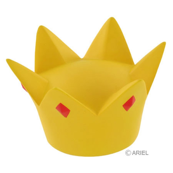 Crown shape stress reliever.