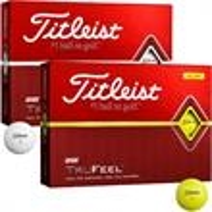 Promotional Golf Balls-TRUFEEL-FD