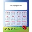 Promotional Magnetic Calendars-MG21400