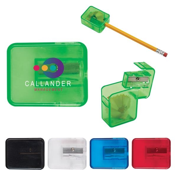 Manual pencil sharpener available