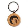 Promotional Wooden Key Tags-644770