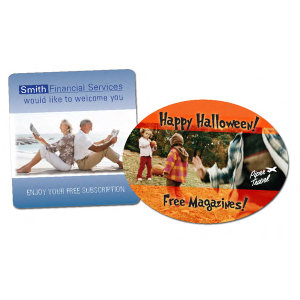 Promotional Gift Cards-MAG-CS-A