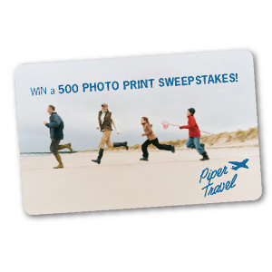 Promotional Gift Cards-PHOTO-SWP-500