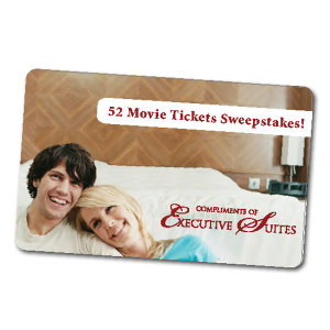 52 movie tickets -