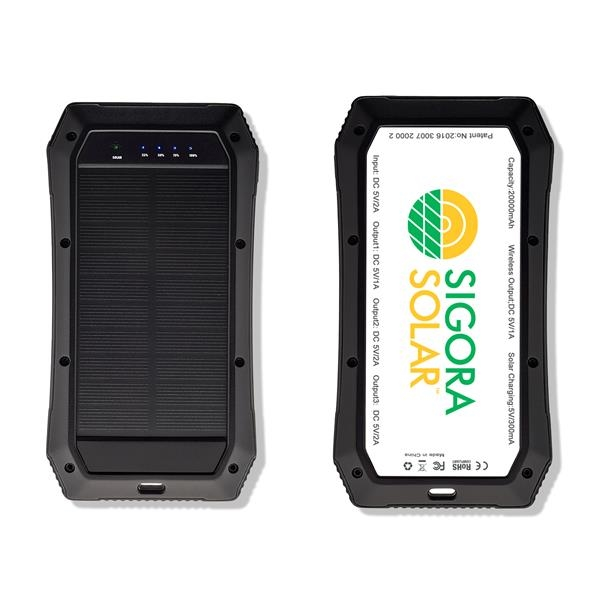 A Solar Charging powerbank