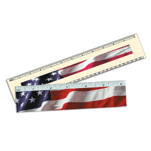 Promotional Rulers/Yardsticks, Measuring-P-AF-9201-01