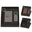 Promotional Leather Key Tags-GT-50