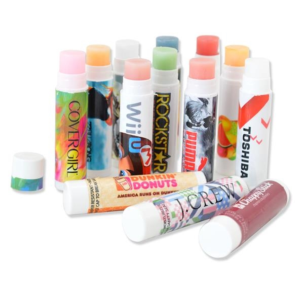PABA-free lip balm with