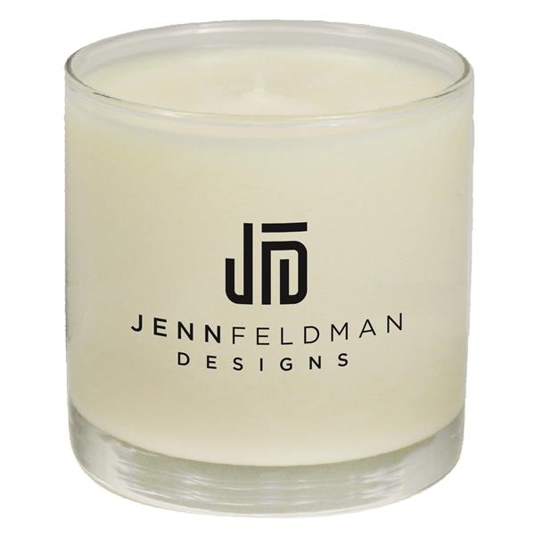 10 Ounce Clear Candle