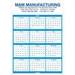 Promotional Contractor Calendars-100