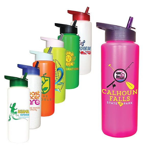 32oz. Sports Bottle with