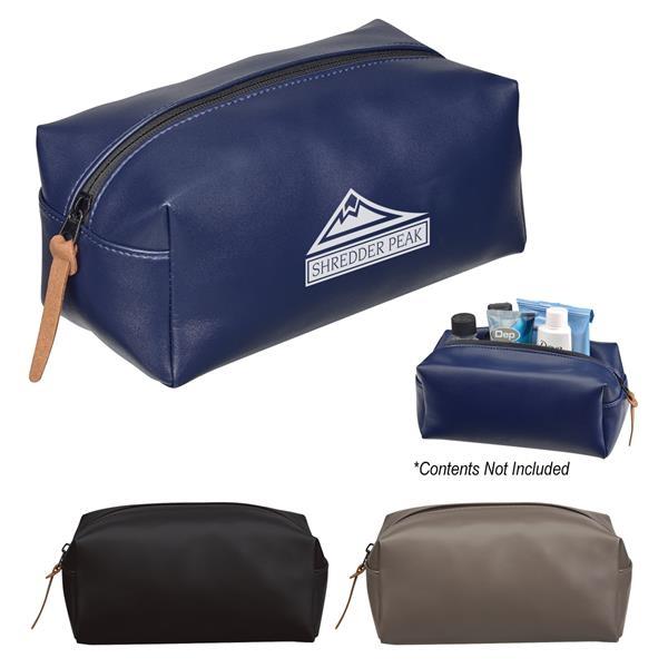 PVC vanity bag with