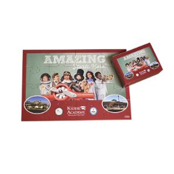16-piece large puzzle in