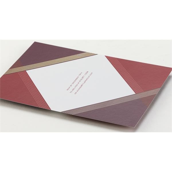 Balanced design event invitations.