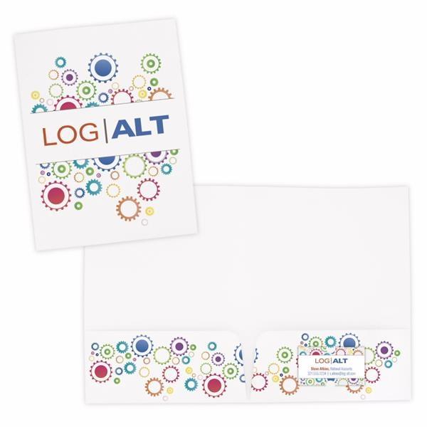 Full Color Paper Folder