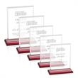 Promotional Crystal & Glassware-AWS3346-R