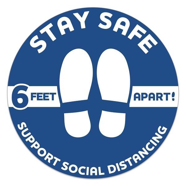 Stay Safe - Stay