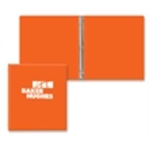 Promotional Binders-2012