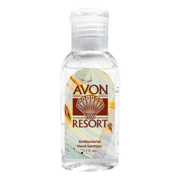 1.7 oz. unscented hand